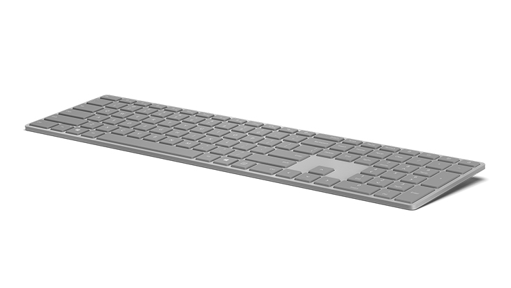 Surface keyboard | Clavier Surface
