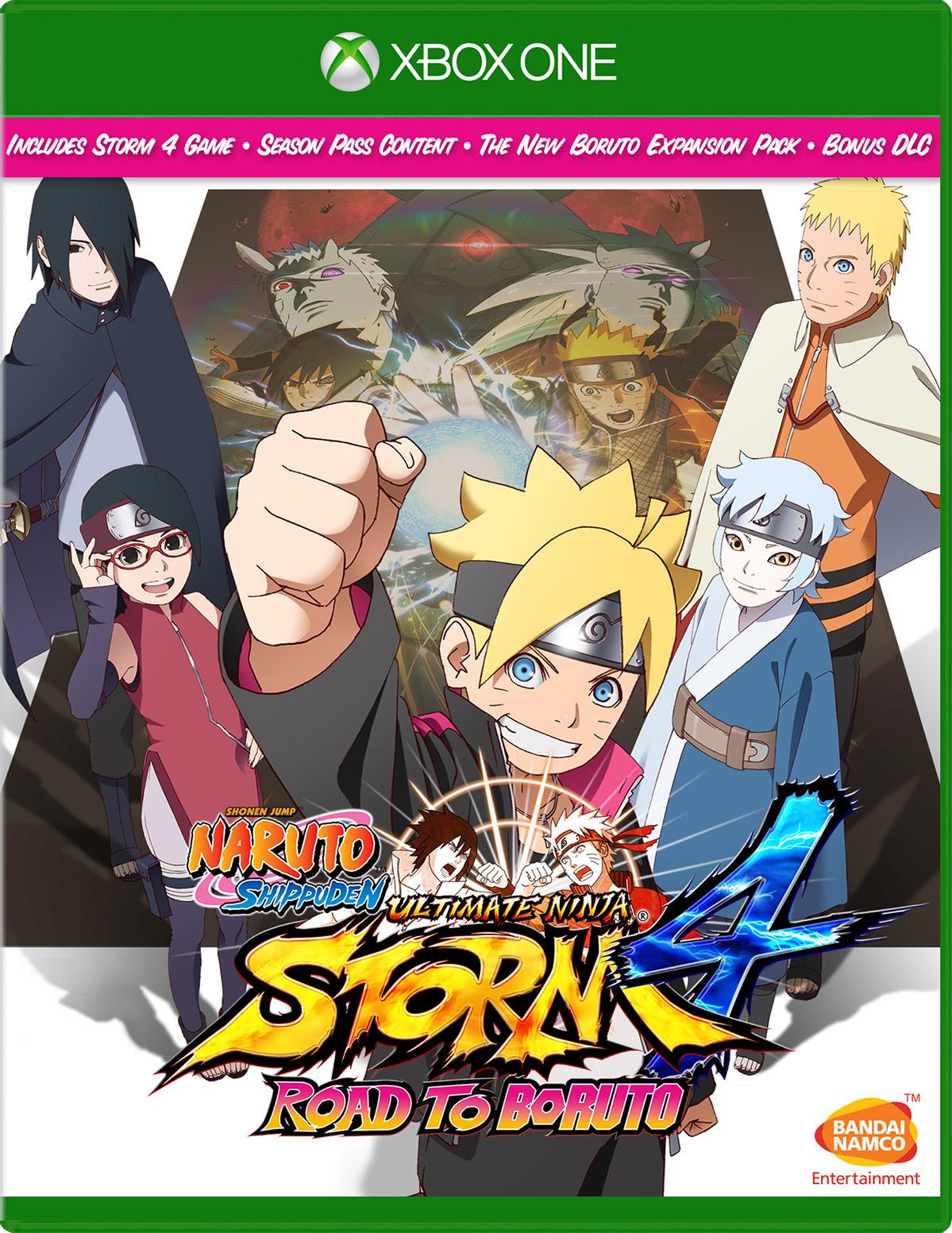 Namco Naruto Shippuden Ultimate Ninja Storm 4: Road to Boruto Deal