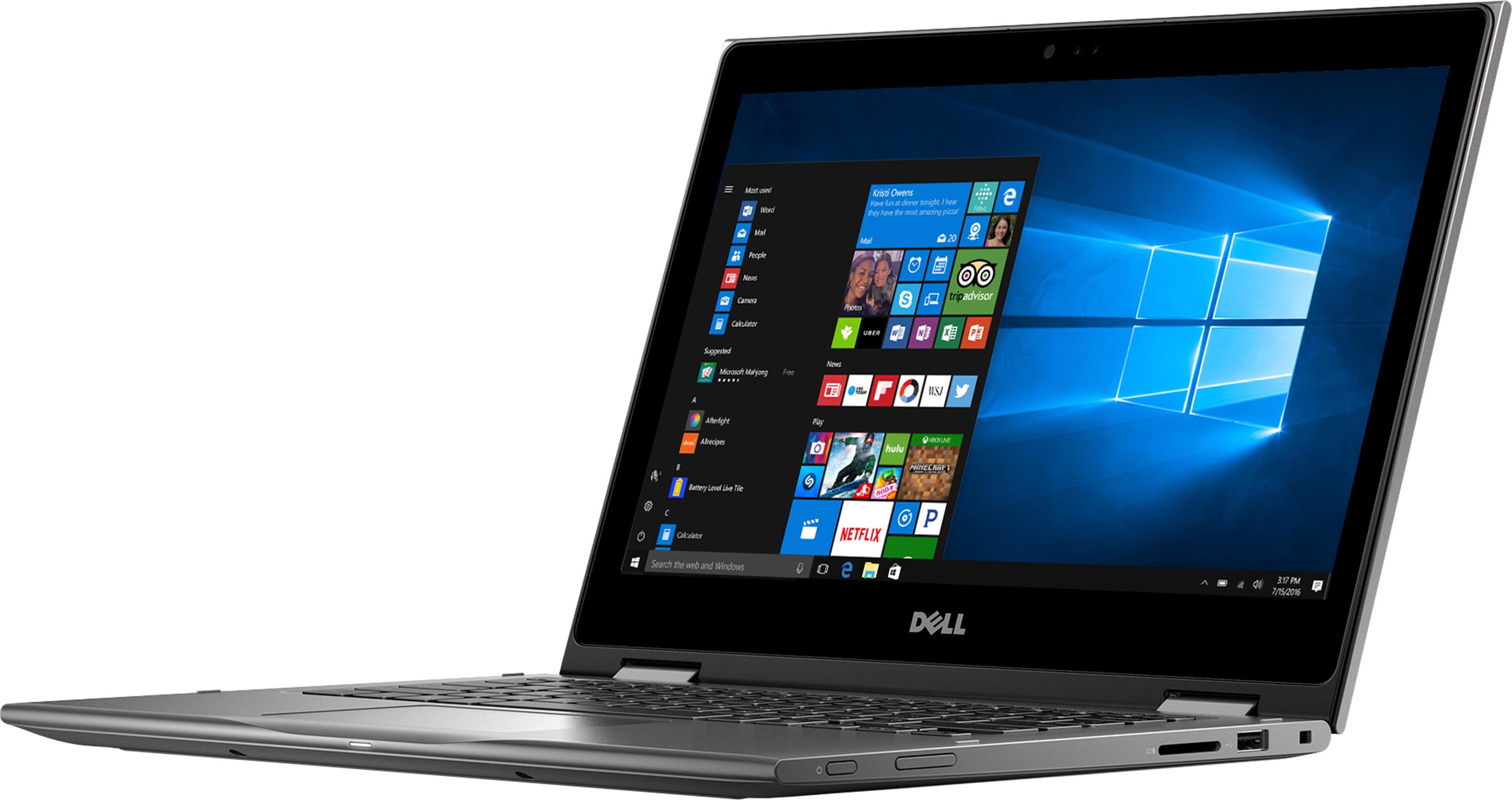 Dell Inspiron 13 5378 Signature Edition 2 in 1 PC
