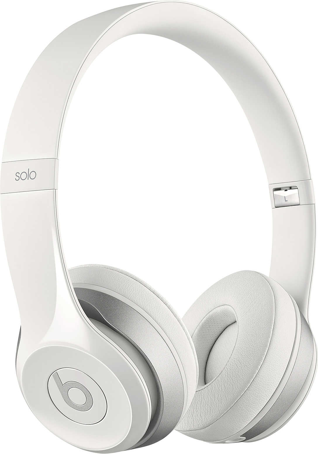 Beats Solo2 On-Ear Headphones (White)