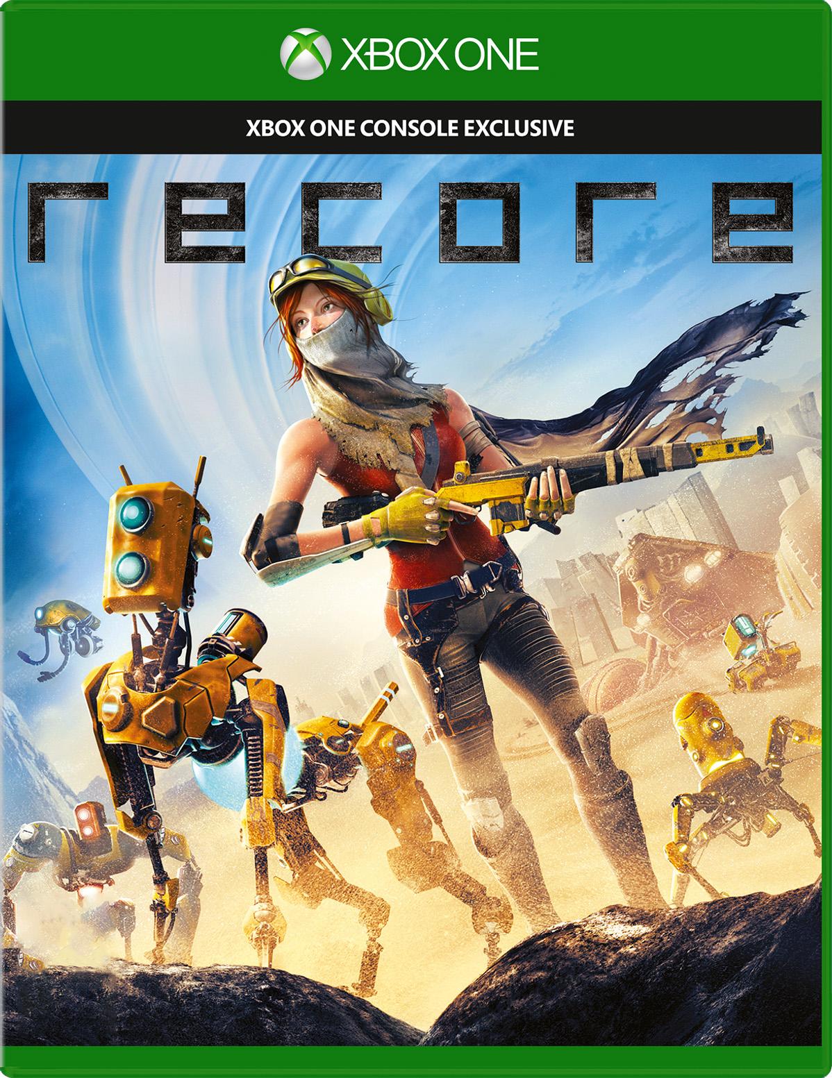ReCore för Xbox One