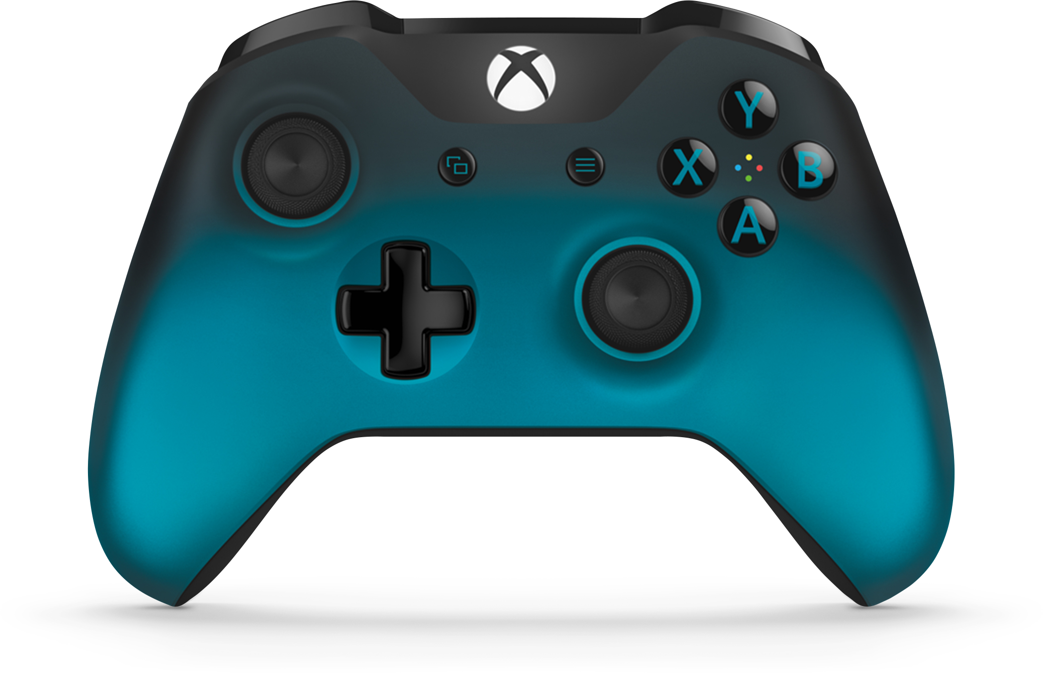 Image of Controller Wireless per Xbox - Ocean Shadow in edizione speciale