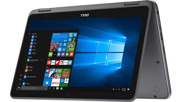 "Dell Inspiron 11 11.6"" HD Intel Celeron Touchscreen Laptop"