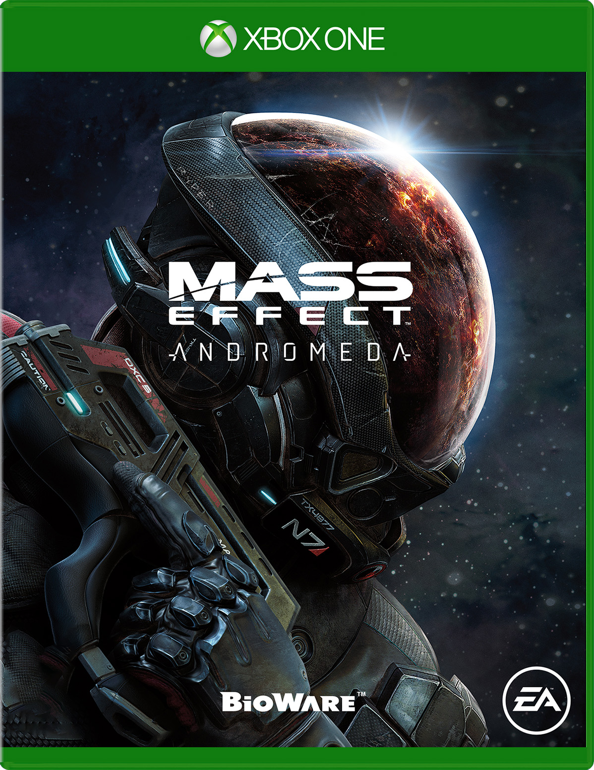 Mass Effect: Andromeda til Xbox One