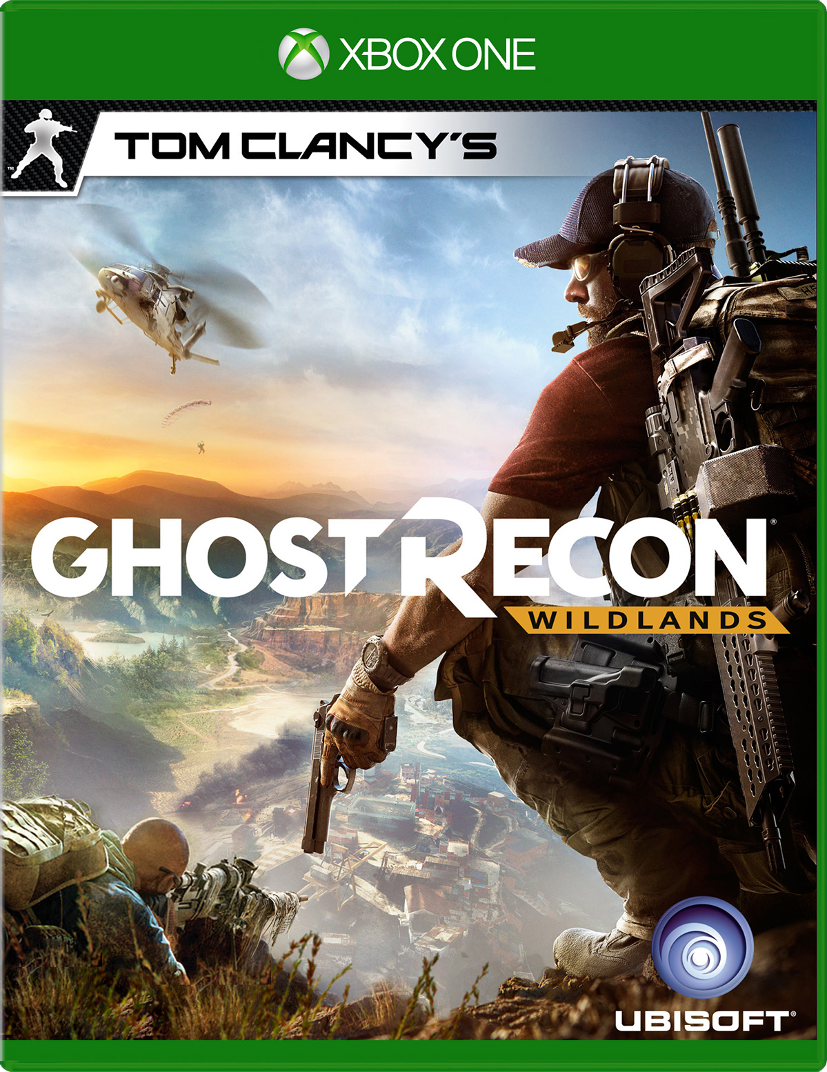 Tom Clancy's Ghost Recon Wildlands for Xbox One
