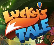 Lucky's Tale logo