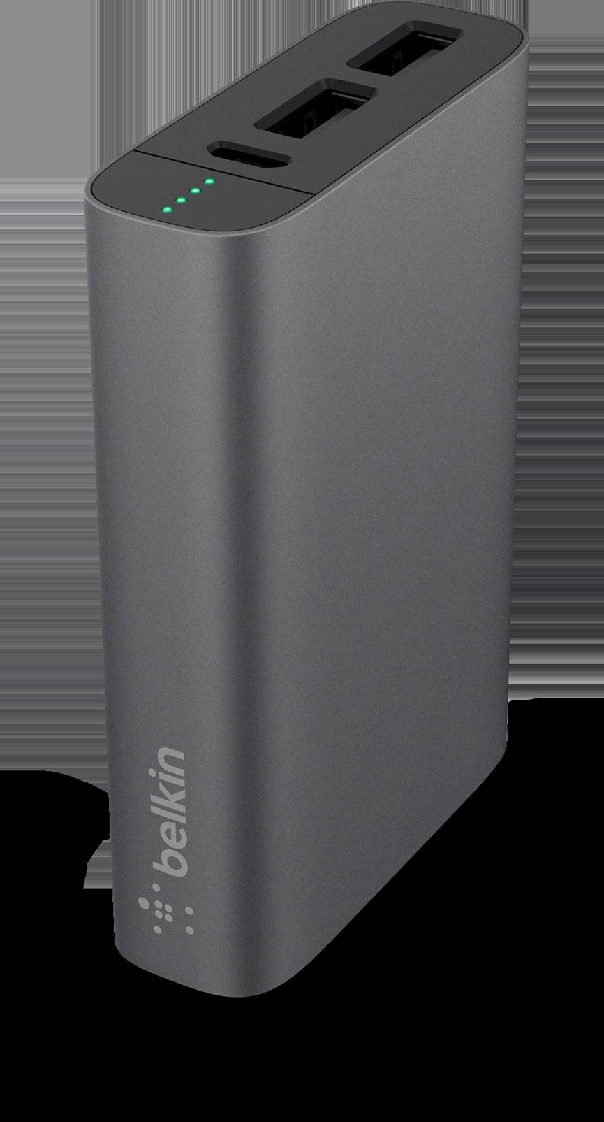 Belkin MIXIT Metallic Power Pack 6600 - side view