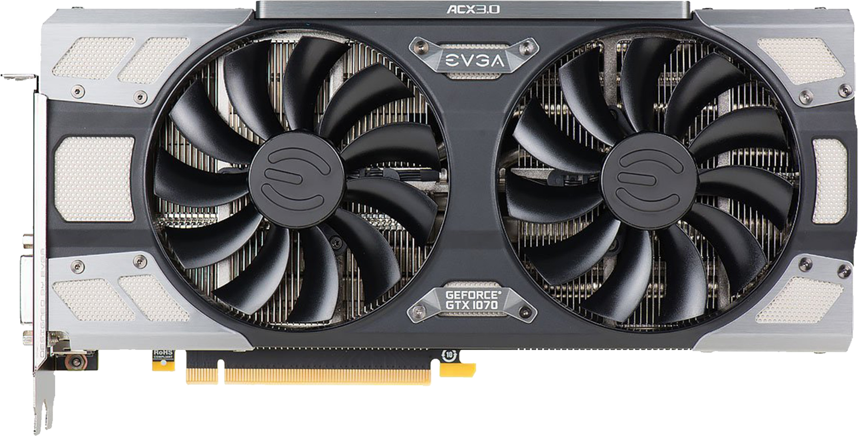 EVGA GeForce GTX 1070 FTW Gaming ACX 3.0 8GB Graphics Card