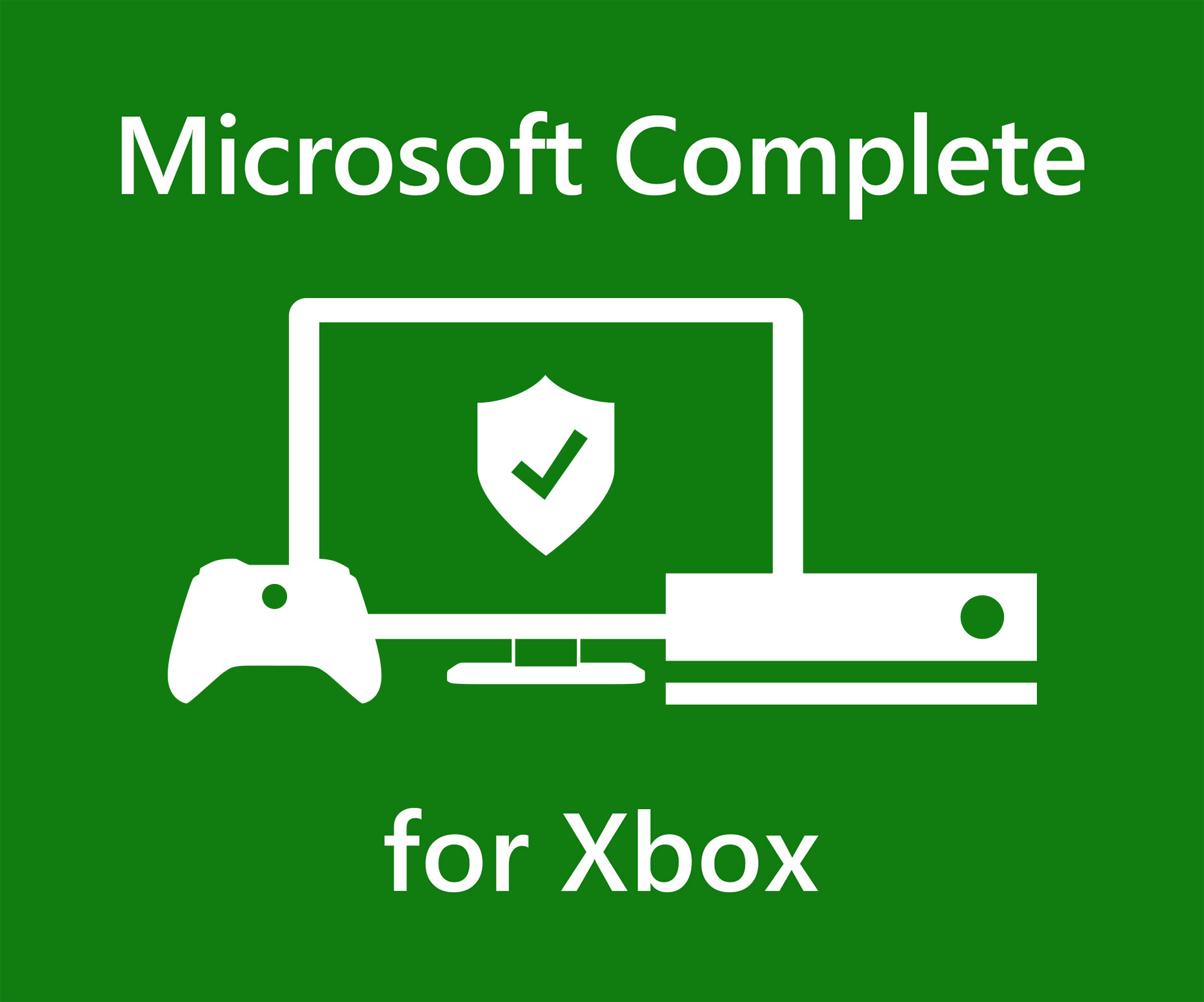 Microsoft Complete for Xbox One