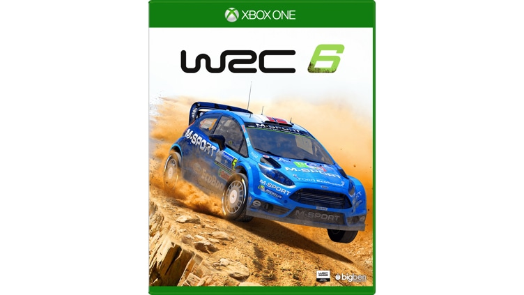 acheter wrc 6 pour xbox one microsoft store fr ca. Black Bedroom Furniture Sets. Home Design Ideas
