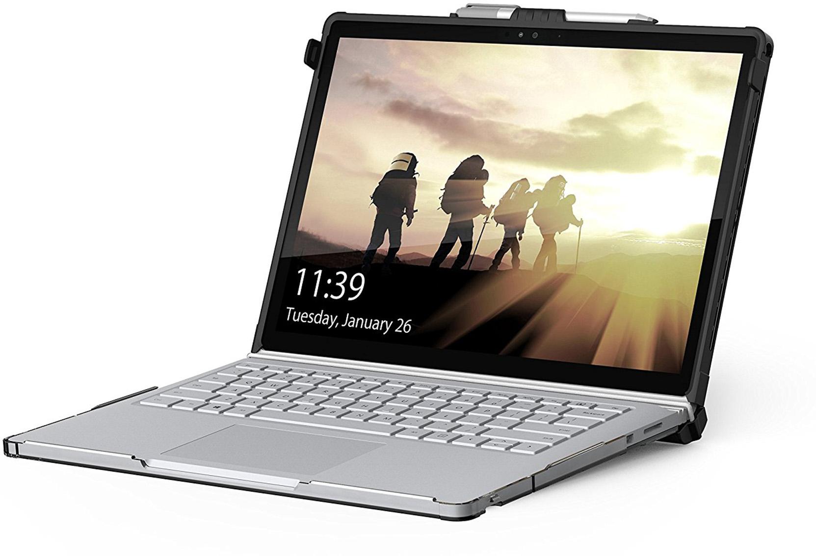 Étui UAG ICE pour Surface Book avec niveau de performance