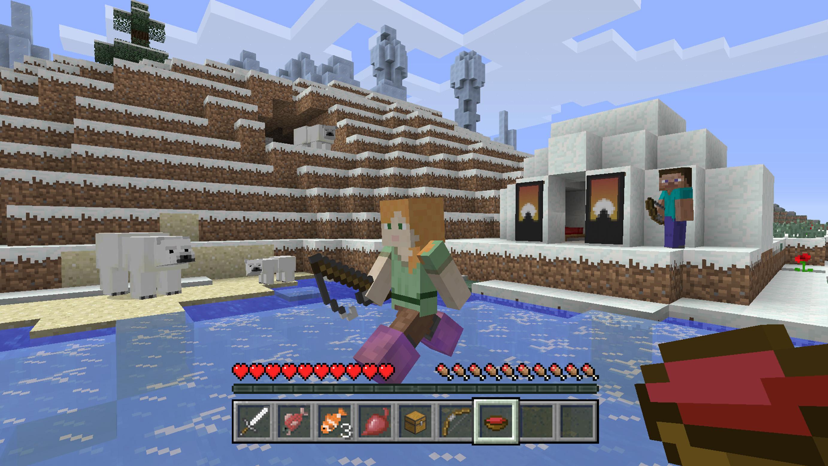 Minecraft: Xbox One Editie