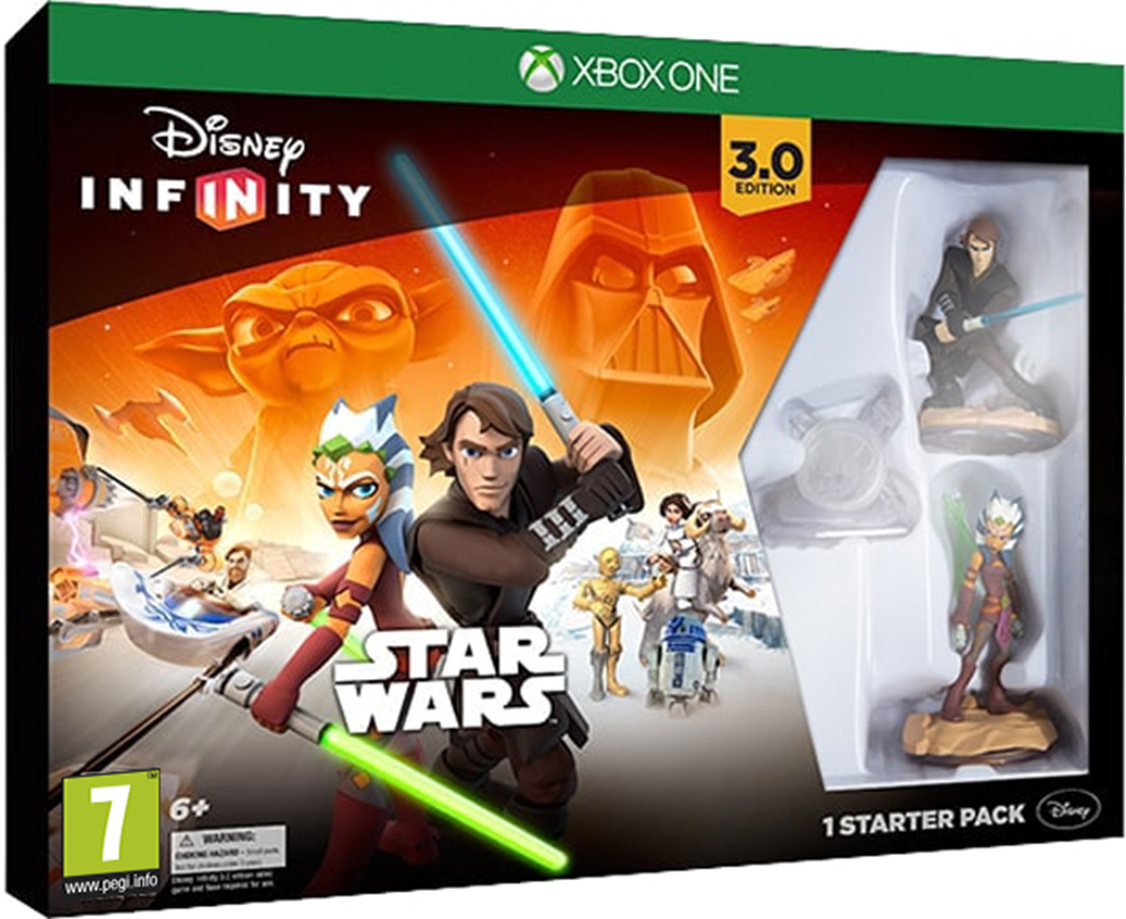 Disney Infinity 3.0 Edition Starter Pack for Xbox One FKF-01325