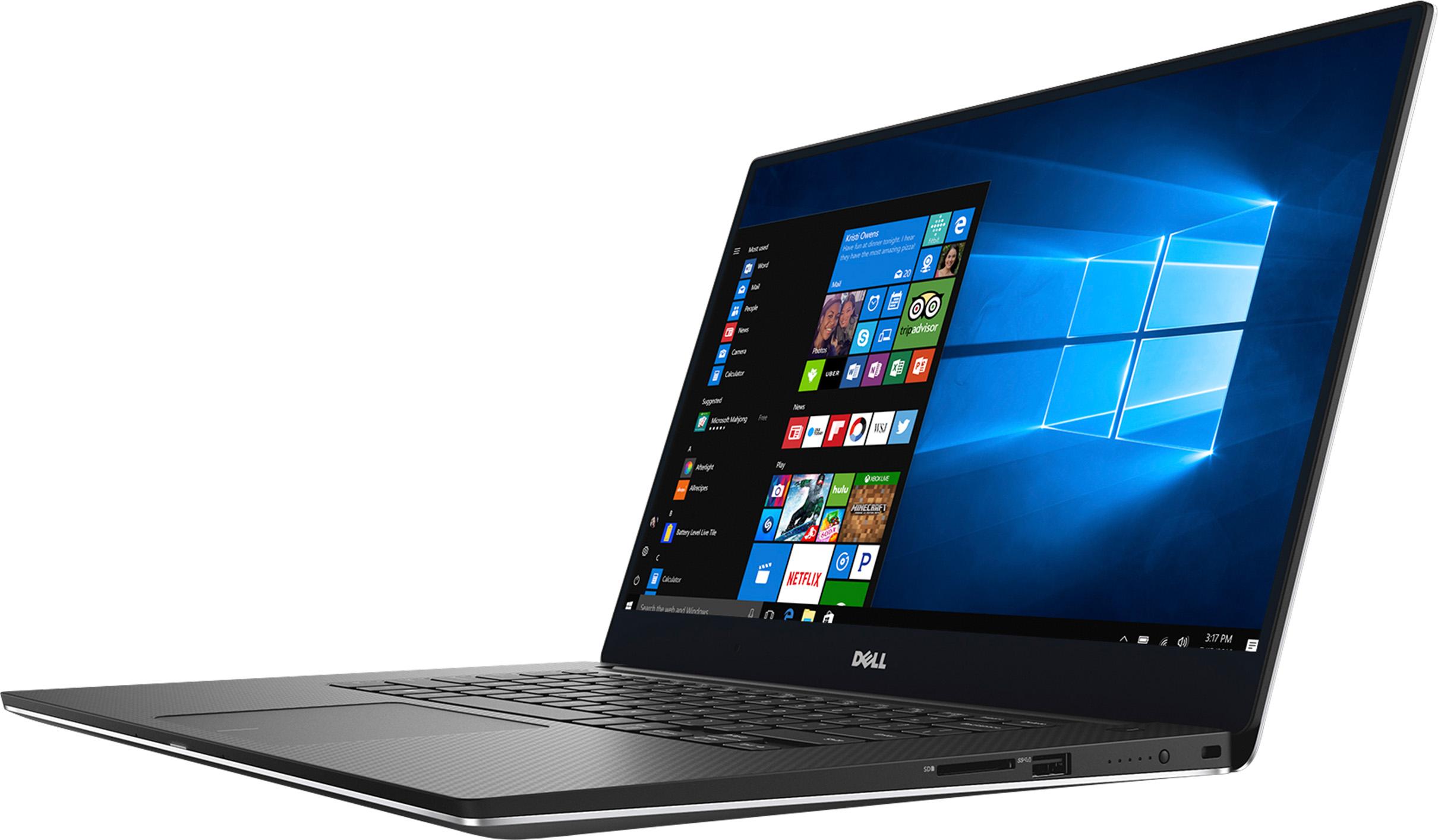 Dell XPS 15 9560-7001SLV-PUS Laptop