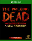 The Walking Dead: The Telltale Series New Frontier Season Pass for Xbox One