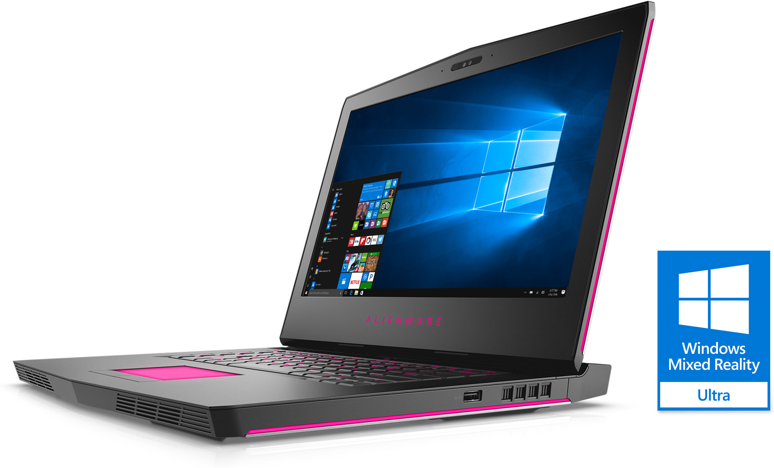Dell Alienware 15 (i7-7700HQ/16GB/1TB)