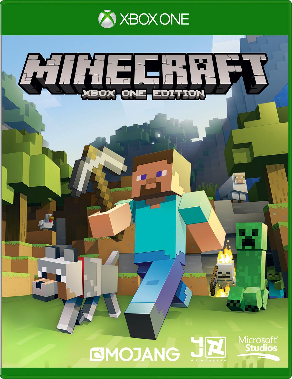 Minecraft : Xbox One Edition