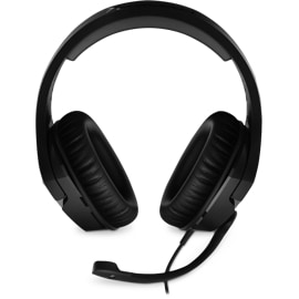 Front view of the Kingston HyperX Cloud Stinger Headset.