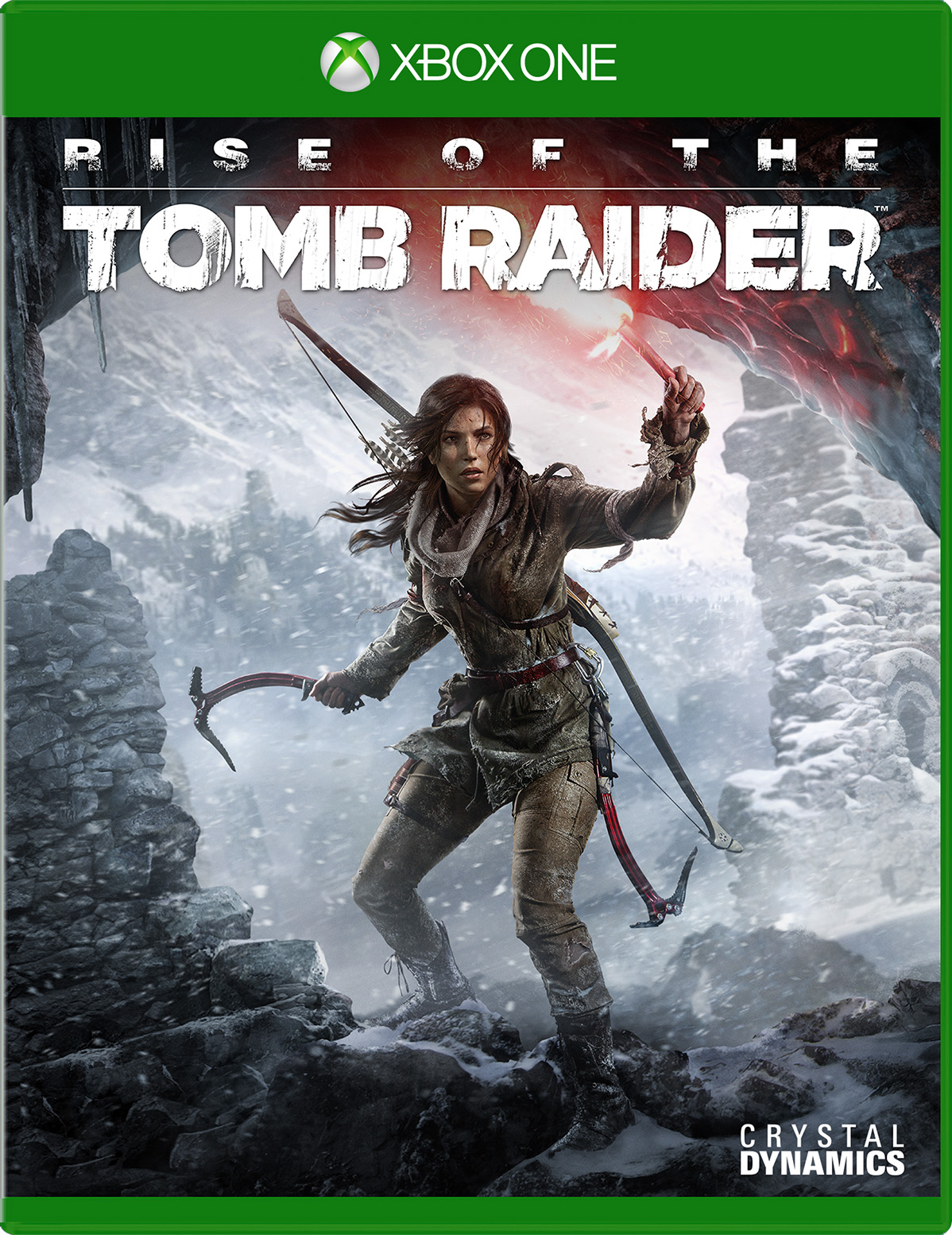 Rise of the Tomb Raider per Xbox One