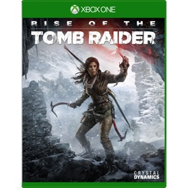 Rise of the Tomb Raider pour Xbox One
