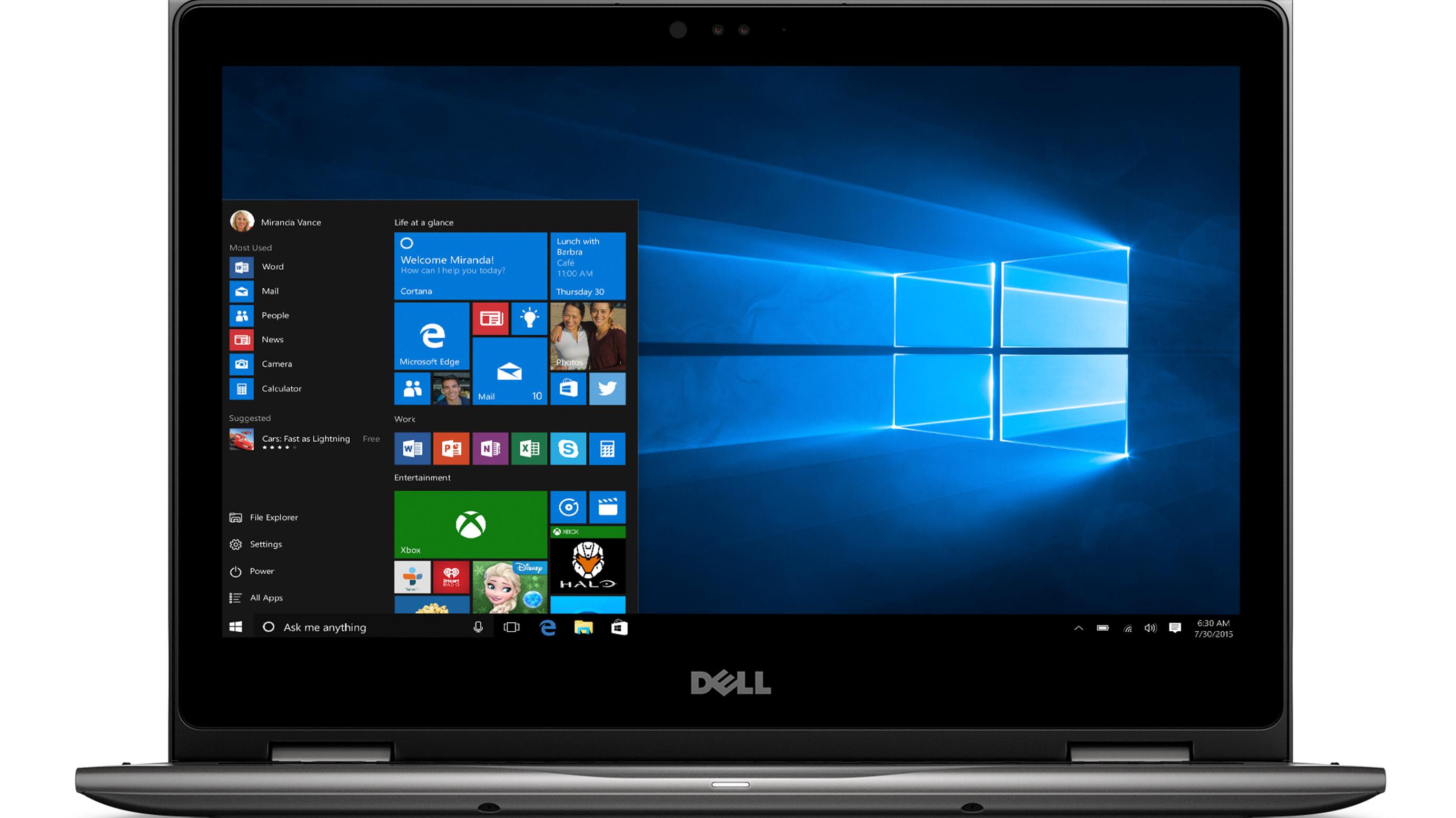 Dell Inspiron 13 5378 2-in-1 PC