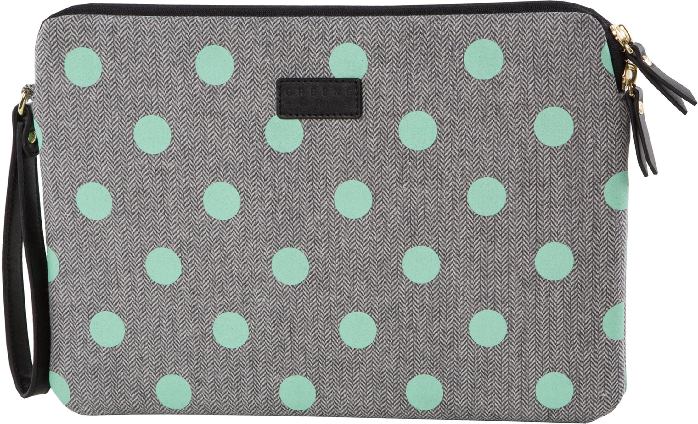 Greene + Gray Surface 3 Sleeve (Herringbone/Dot)