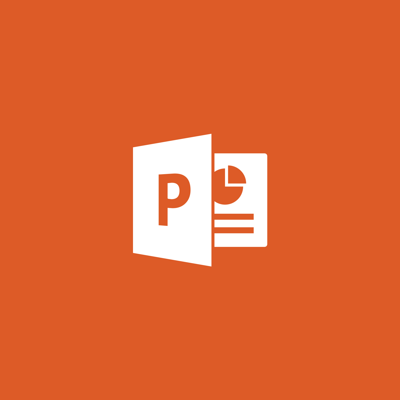 PowerPoint 2016 (Non-Commercial)