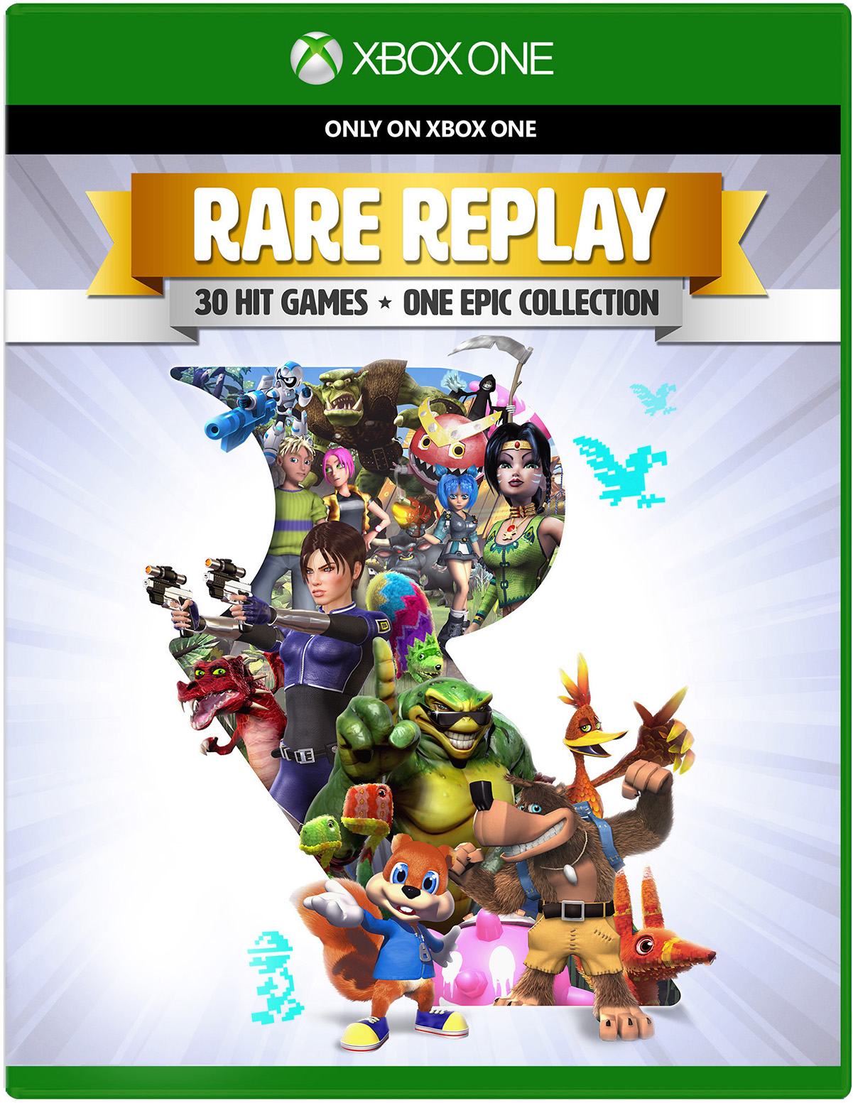 Rare Replay voor Xbox One