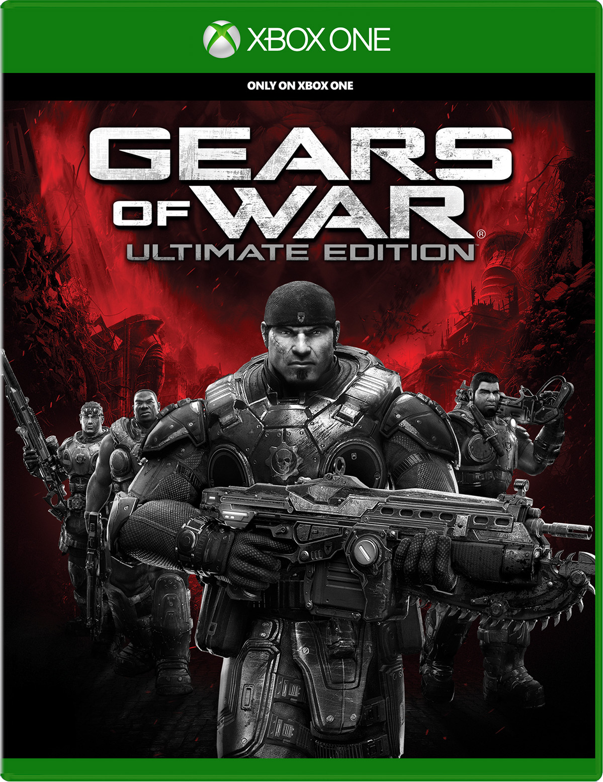 Gears of War : Ultimate Edition pour Xbox One