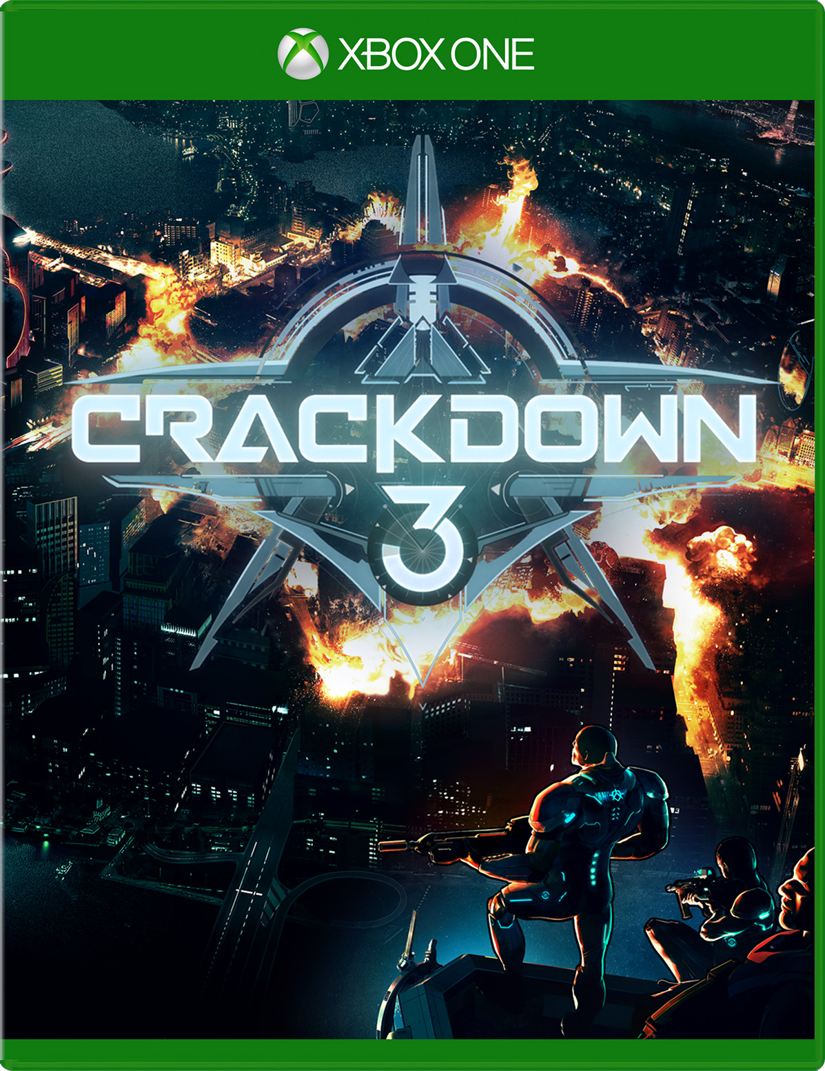 Image of Crackdown 3 per Xbox One