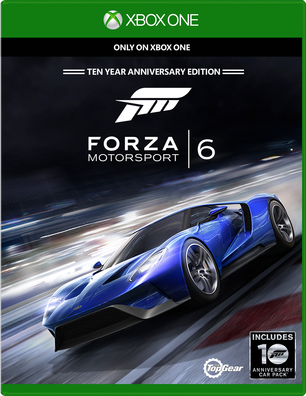 Forza Motorsport 6 for Xbox One Deal