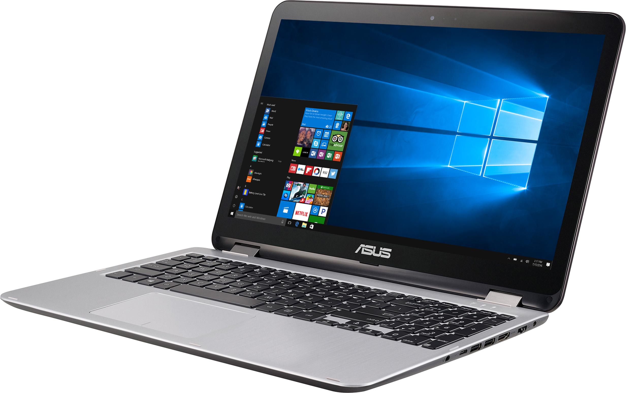 ASUS VivoBook Flip TP501UQ-UB71T Signature Edition 2 in 1 PC