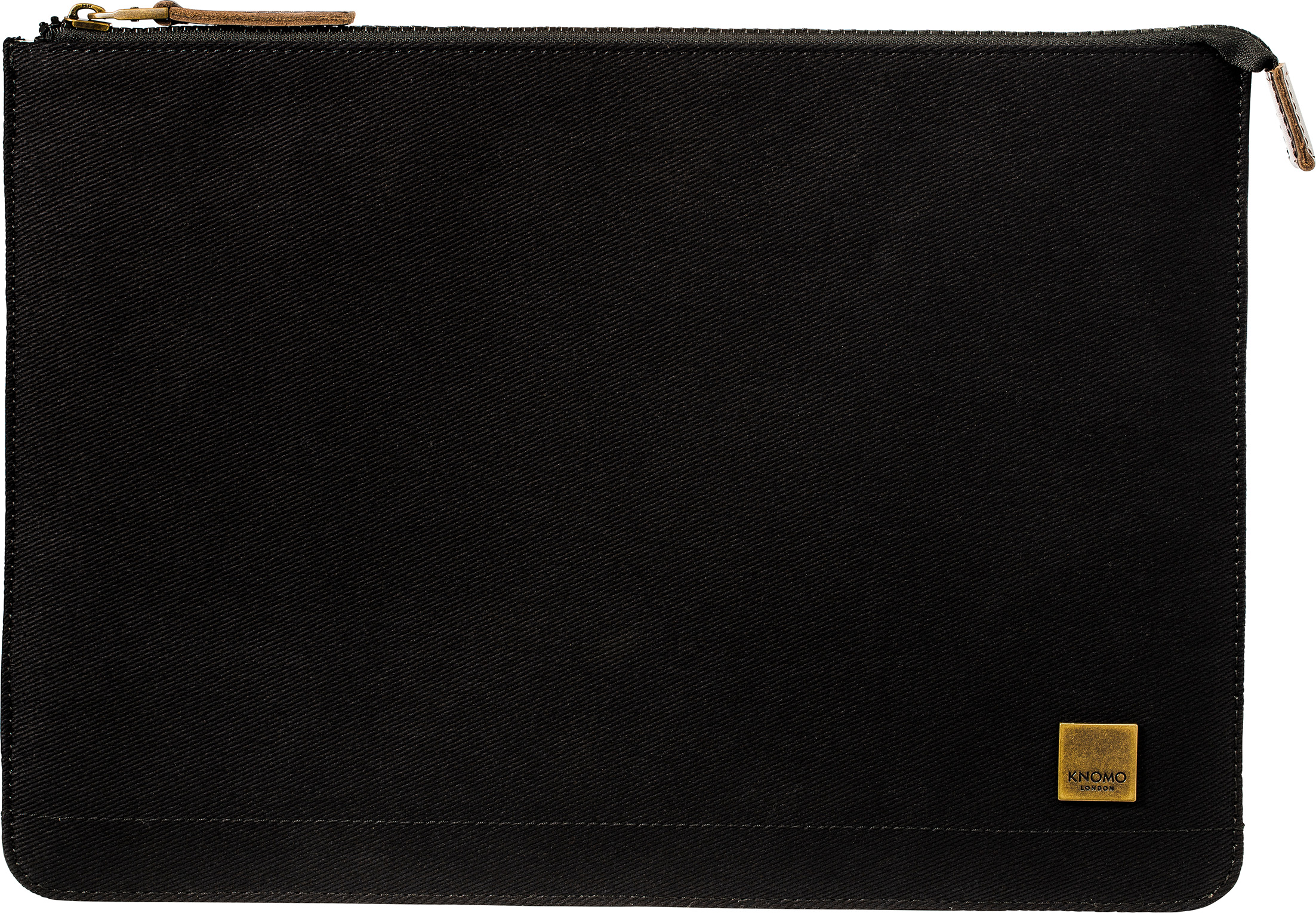 "Knomo Truro Slim Sleeve 13"" - Black"