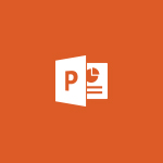 PowerPoint Home and Student 2016