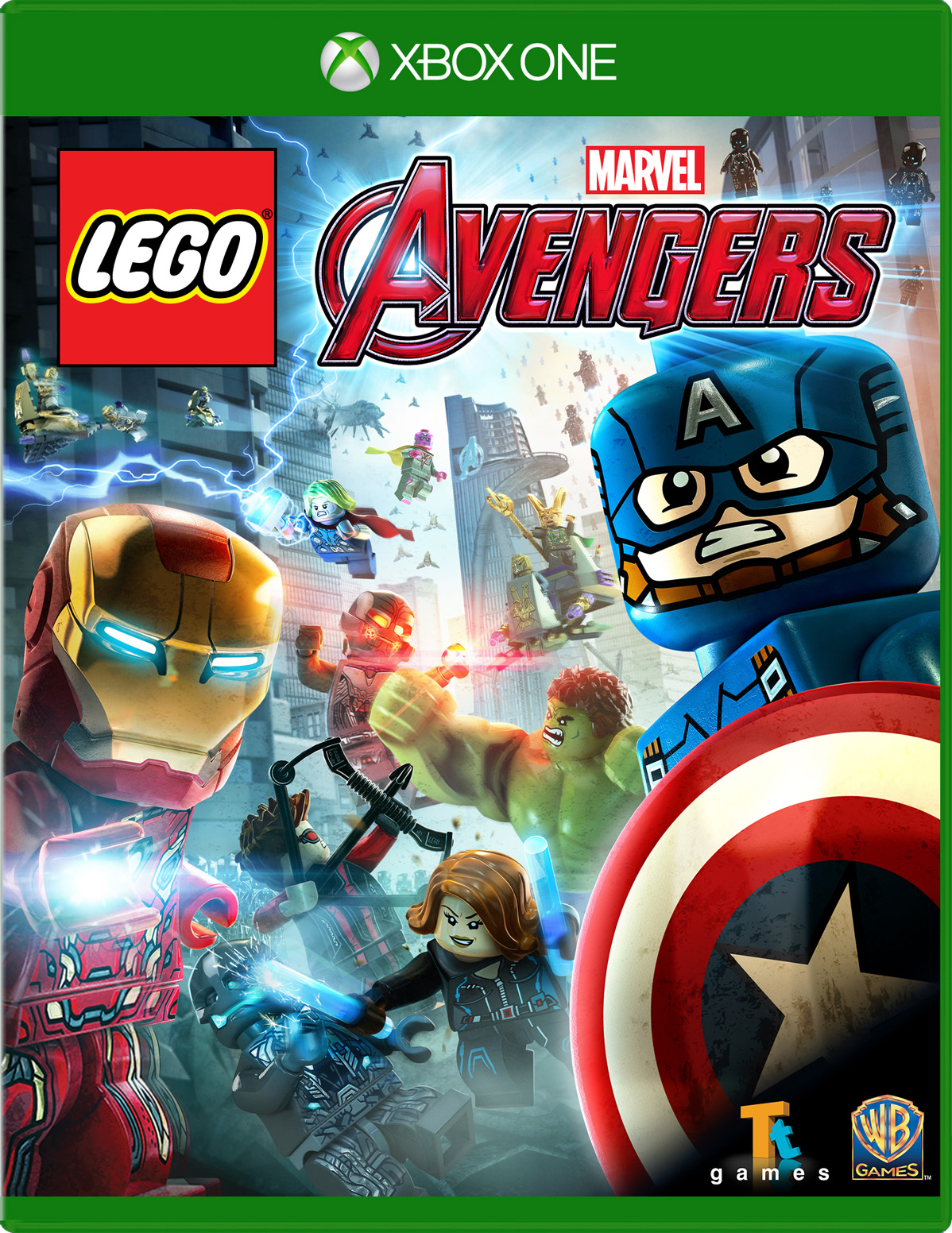 LEGO Marvel's Avengers for Xbox One Deal