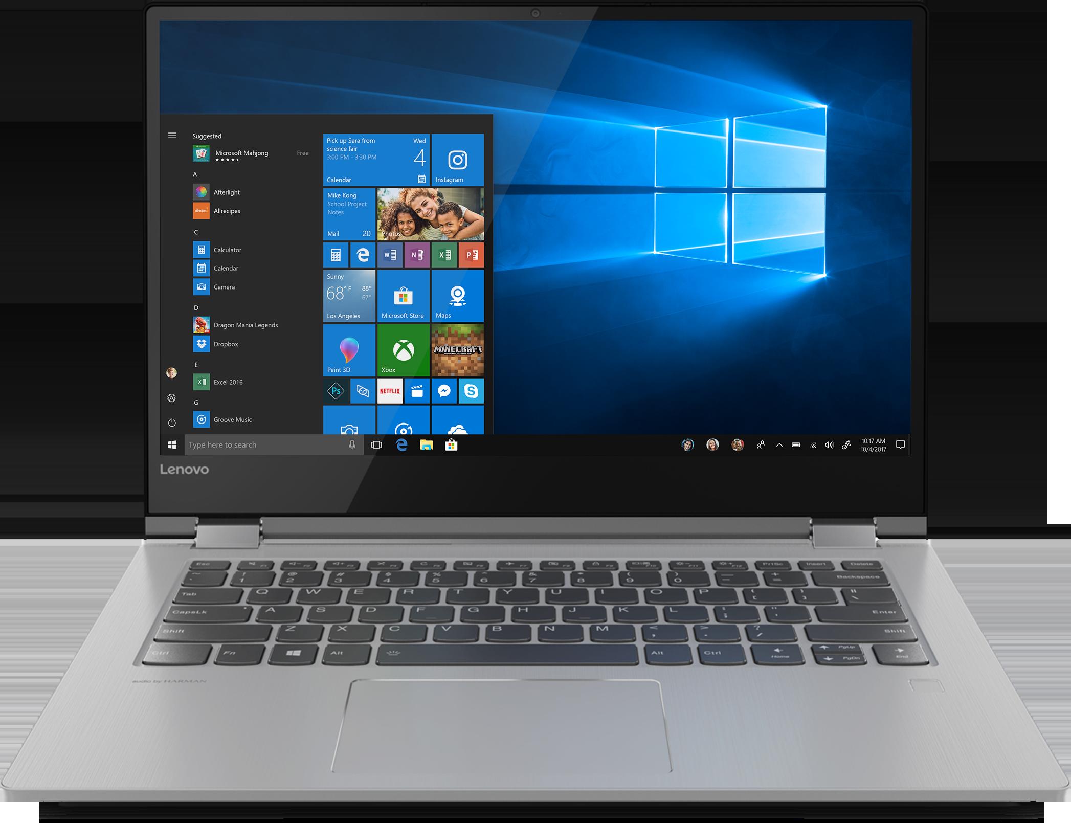 486e617ff04d Buy Lenovo Flex 14 81EM000LUS 2 in 1 PC - Microsoft Store en-CA