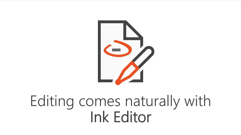 Editing comes naturally with Ink Editor