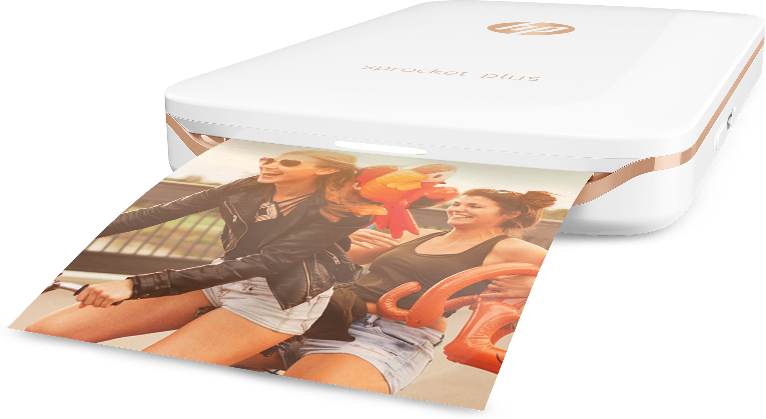 HP Sprocket Plus Photo Paper, 20 Sticky-Backed Sheets