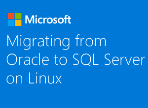 Migration d'Oracle vers SQL Server sur Linux