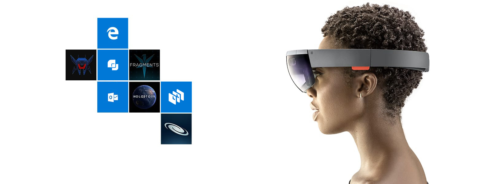 Create connect and collaborate with HoloLens apps