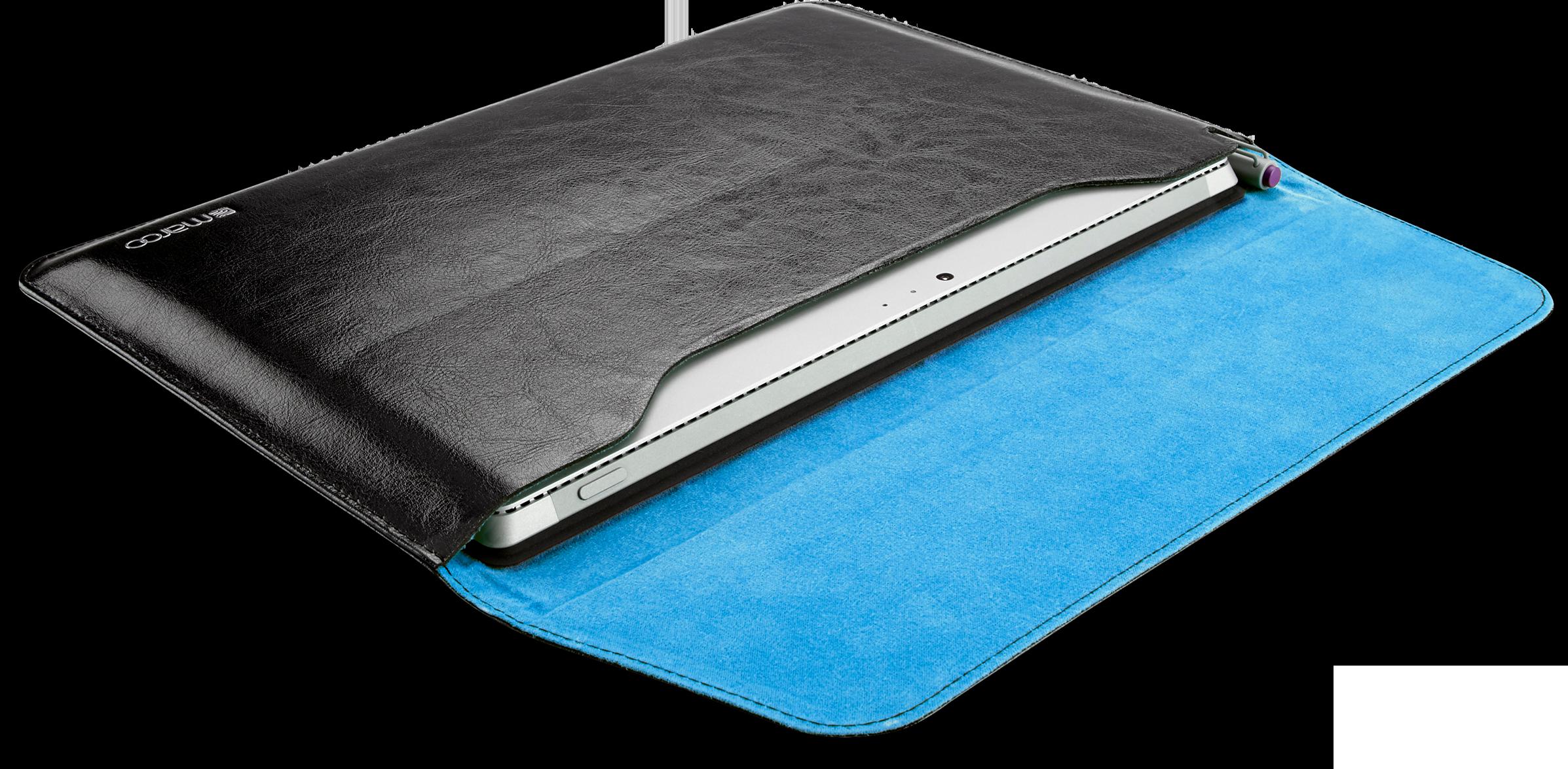 Étui Maroo en cuir de haute qualité pour Surface Pro et Surface Laptop