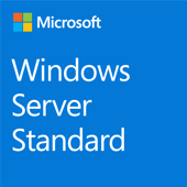 Windows Server 2019 Standard - 16 Core License Pack and 5 CALs