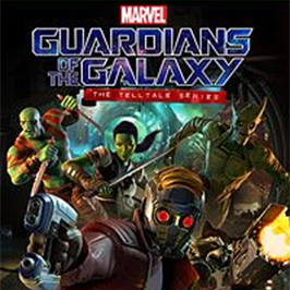Marvel Guardians of the Galaxy, collection of the Gaurdian heroes together in space