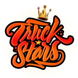 Truck Stars in a stylized graffiti