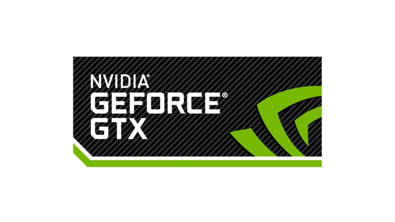 Logotipo de NVIDIA GeForce GTX