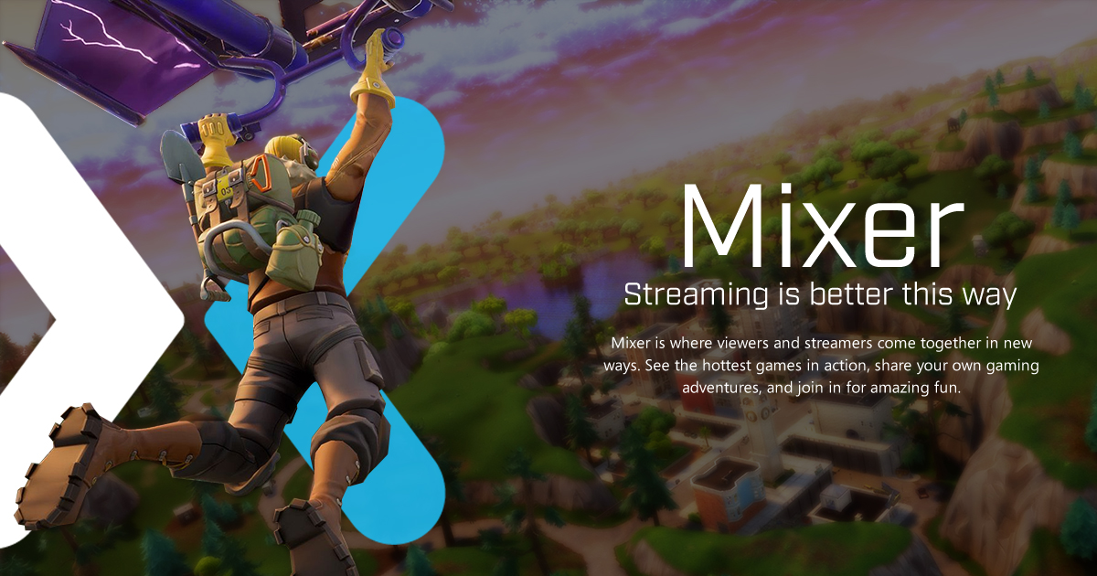 MixPlay – Interactive Video Streaming Services – Mixer