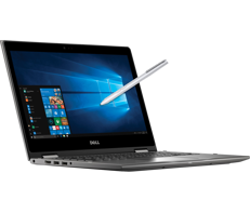 Dell Inspiron 13 I5379 7302GRY PUS 2 In 1 PC
