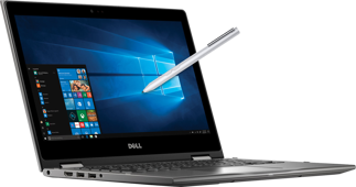 Dell Inspiron 13 i5379-5296GRY-PUS 2 in 1 PC