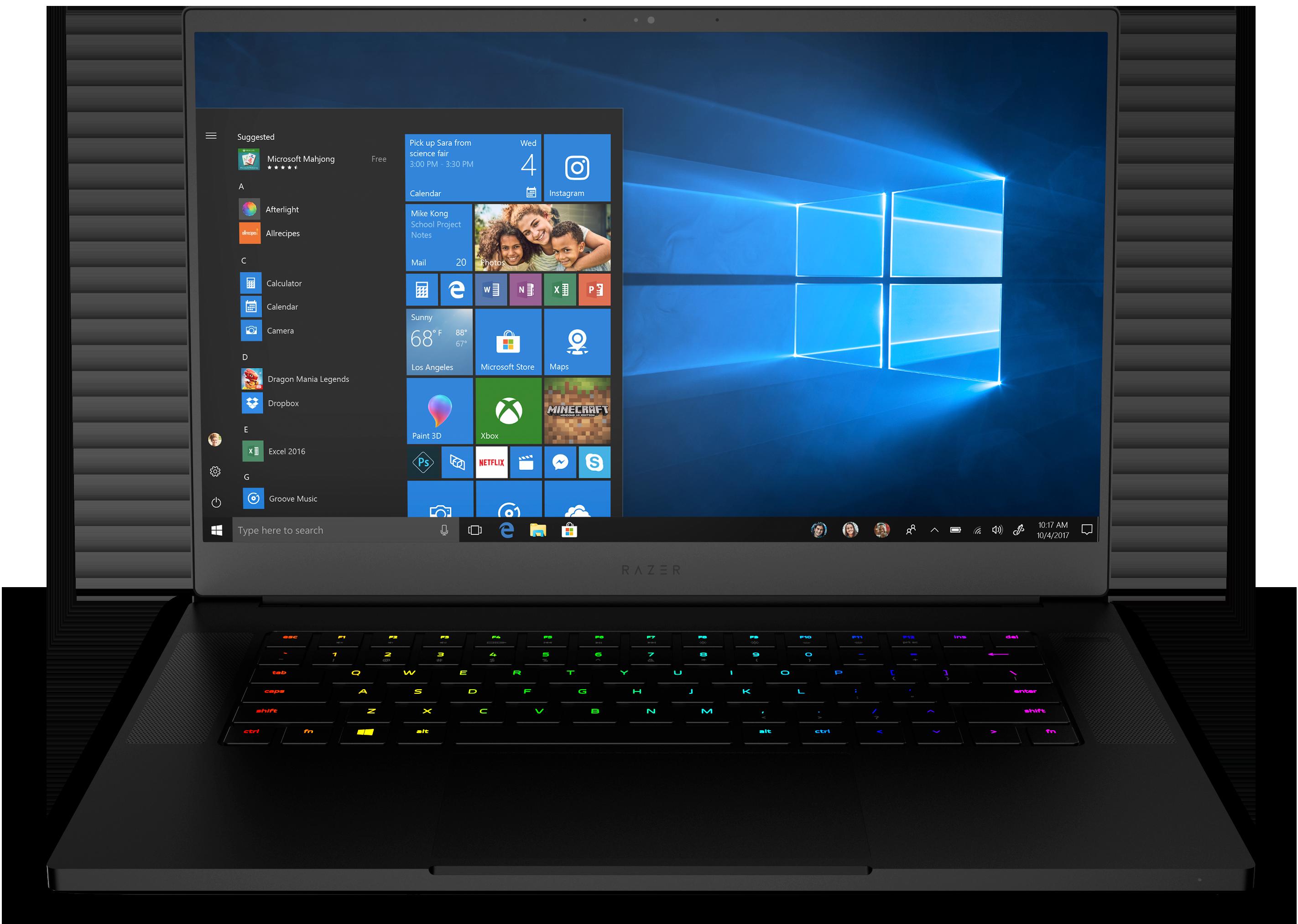 Buy Razer Blade RZ09 2018 Edition Gaming Laptop - Microsoft Store