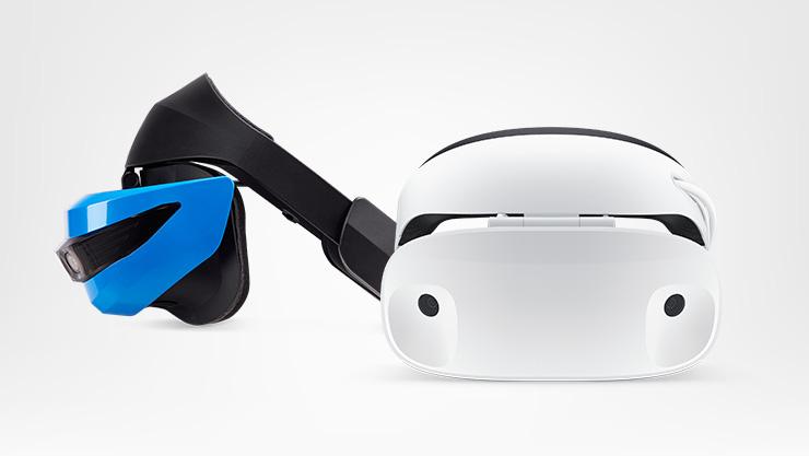 Acer und Dell WMR Headsets